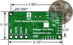 USB Driver Motor 18V251