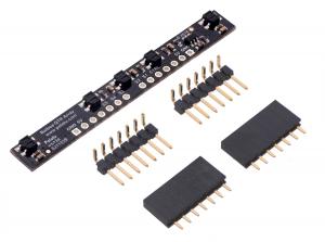 Pololu tablou senzori reflectanta cu 5 canale pentru Balboa 32U4 [0]