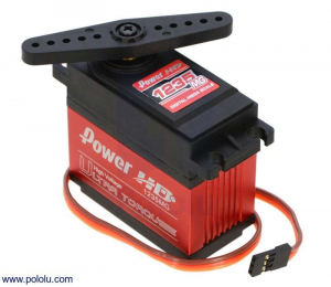 Digital Servo HD - 1235MG1
