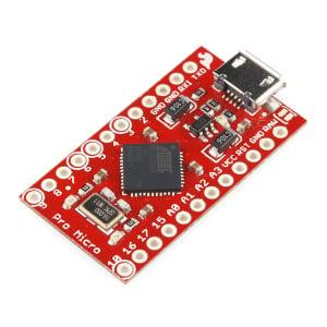 Pro Micro 5V/16MHz - ATMega 32U40