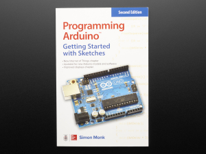 Programming Arduino By Simon Monk - Second Edition0
