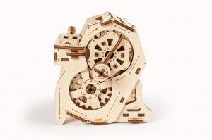 Puzzle mecanic 3D STEM Ugears Cutia de viteze3
