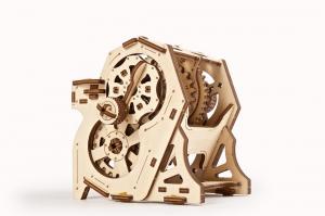 Puzzle mecanic 3D STEM Ugears Cutia de viteze4
