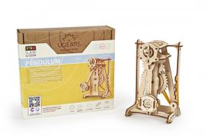 Puzzle mecanic 3D STEM Ugears Pendul9