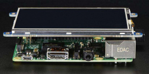 "PiTFT Plus 480x320 3.5"" TFT+Touchscreen pentru Raspberry Pi [4]"