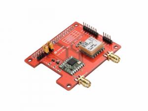 Raspberry Pi LoRa/GPS HAT0