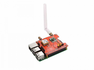 Raspberry Pi LoRa/GPS HAT3