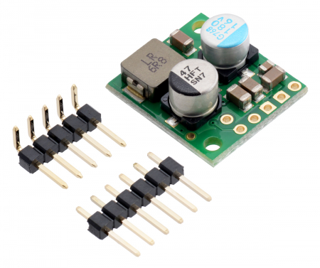 Regulator 7.5V 2.6A step-down Pololu D36V28F72