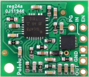 Regulator 3.3V 3.6A step-down Pololu D36V28F3 [2]