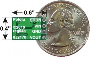 Regulator step-down, ajustabil, de 4-25V si 600mAh Pololu D36V6AHV [2]