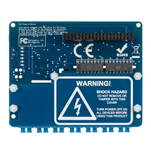 RELAYplate - placa cu 7 relee Raspberry Pi3
