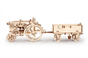 Remorca Tractor UGears2