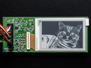 "RePaper - 2.7"" Graphic eInk Development Board1"