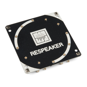 Placa  ReSpeaker cu 4 microfoane pentru Raspberry Pi0