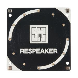 Placa  ReSpeaker cu 4 microfoane pentru Raspberry Pi2