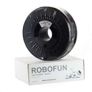 RETRAS - Filament Premium Robofun ABS 1KG  3 mm - Negru0