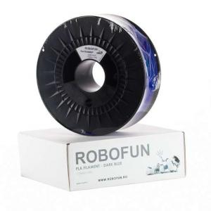 Filament Premium Robofun PLA 1KG  1.75 mm - Albastru inchis0