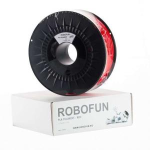Filament Premium Robofun PLA 1KG  1.75 mm - Rosu0