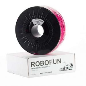 Filament Premium Robofun ABS 1KG  1.75 mm - Magenta0