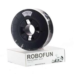 Filament FLEX45 500g 1.75mm - negru [0]