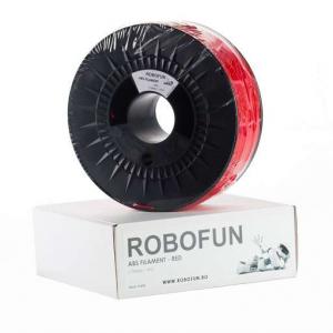 Filament Premium Robofun ABS 1KG  1.75 mm - Rosu0