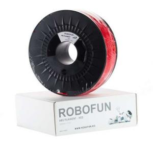 Filament Premium Robofun ABS 1KG  3 mm - Rosu [0]