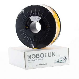 RETRAS - Filament Premium Robofun PLA 1KG  3 mm - Galben [0]