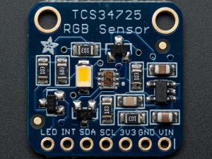 Senzor de culoare RGB cu filtru IR - TCS347250