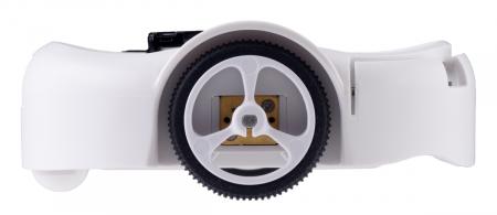 Robot Pololu 3pi+ 32U4 - Editia Hyper (motoare 15:1 HPCB), asamblat3