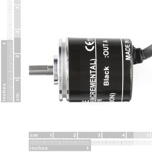 Encoder rotativ cu 200 P/R1
