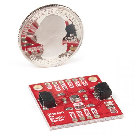 Senzor de masurarea calitatii aerului (Qwiic) - BME680 [3]
