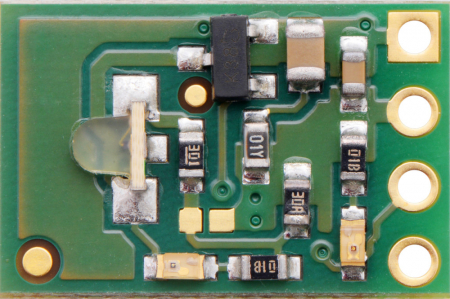 Senzor de proximitate Pololu 38 kHz IR, sensibilitate fixa, luminozitate mica [1]