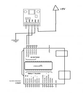 Senzor digital presiune atmosferica BMP180 [2]