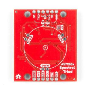 Senzor spectroscopie SparkFun Triad AS7265x (Qwiic)3