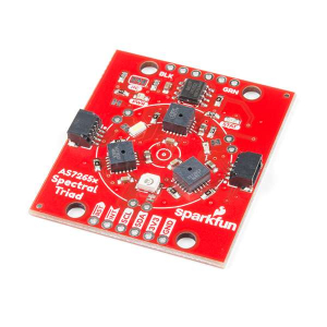 Senzor spectroscopie SparkFun Triad AS7265x (Qwiic)0