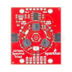 Senzor spectroscopie SparkFun Triad AS7265x (Qwiic)2