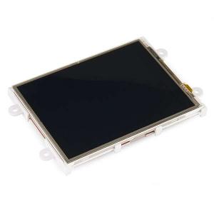 "Serial TFT LCD - 3.2"" with Touchscreen (uLCD-32PTU-GFX)0"