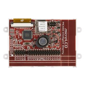 "Serial TFT LCD - 3.2"" with Touchscreen (uLCD-32PTU-GFX)2"