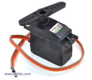 Servo Power HD High Torque 1501MG0