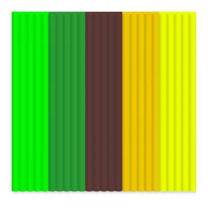 Set filamente ABS 3Doodler - multicolor7