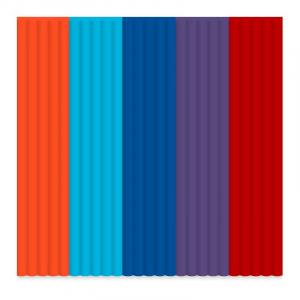 Set filamente ABS 3Doodler - multicolor1
