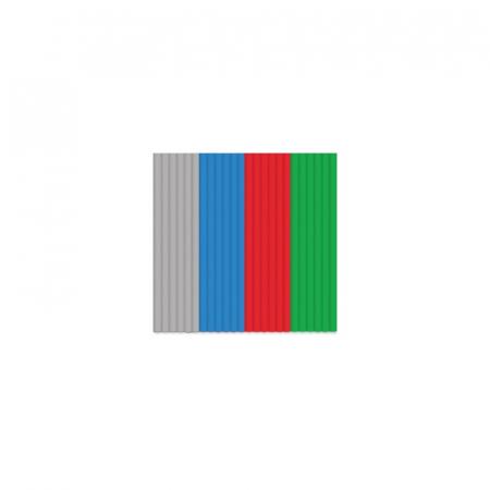 Set filamente multicolore pentru stiloul 3D 3Doodler Start - MIX 2 [0]