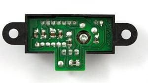 Senzor de distanta Sharp GP2Y0A02YK0F (20cm - 150cm) [1]