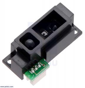 Sharp GP2Y0A51SK0F Analog Distance Sensor 2-15cm0