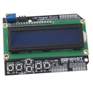 Shield LCD1602 cu LCD si tastatura pentru Mega2560 UNO R32