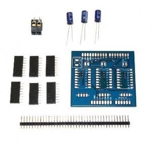Shield Arduino pentru motoare stepper2