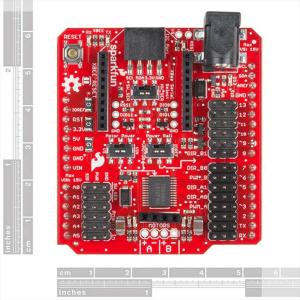 Shield wireless SparkFun pentru driver de motor1