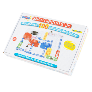 Snap Circuits Jr. - 100 Experimente0