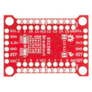 Multiplexor I/O - 16 Porturi SX1509 [4]