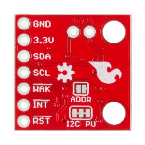Senzor pentru masurarea calitatii aerului - CCS811 (eCO2 TVOC) [2]